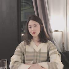 정예 felhasználói profilja
