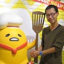 議霆 felhasználói profilja