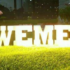 Profil Pengguna Weme