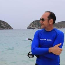 โพรไฟล์ผู้ใช้ José Antero