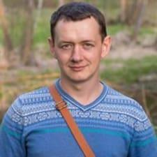 Profil Pengguna Sergei