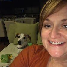 Marcy felhasználói profilja