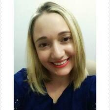 Profil utilisateur de Fabiana Carvalho