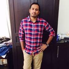Bhargav felhasználói profilja