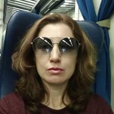 Profil Pengguna Albina