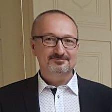Jiří felhasználói profilja