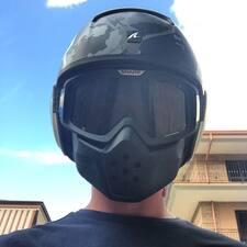 Ettore felhasználói profilja