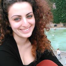 Profil utilisateur de Vyara