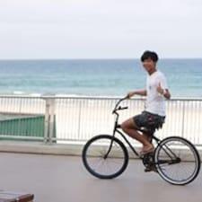 Shinsuke felhasználói profilja