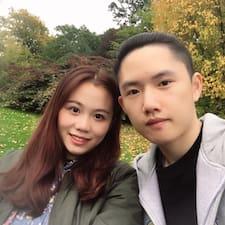 Perfil do utilizador de Yujia