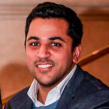 Användarprofil för Neerav