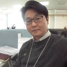 Henkilön Junghee käyttäjäprofiili