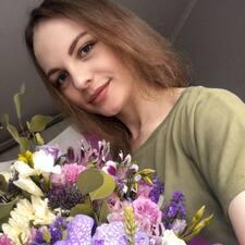Perfil do usuário de Viktoriia