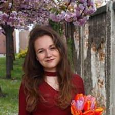 Nutzerprofil von Kristýna