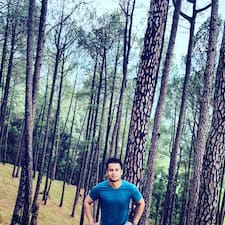 Anubhav felhasználói profilja