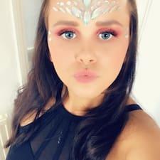 Profil utilisateur de Jessica