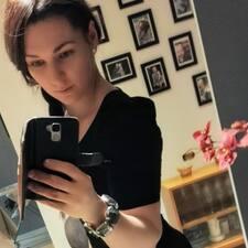 Anna-Riikka felhasználói profilja