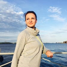 Алеся Brugerprofil