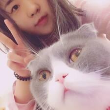 Perfil do usuário de Jiajin