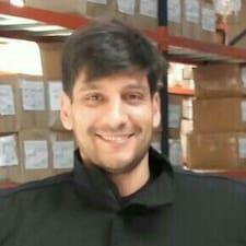 Gonzalo Alexis - Uživatelský profil