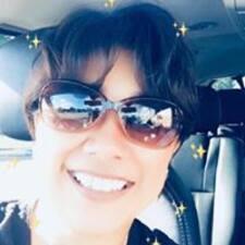 Alicia felhasználói profilja
