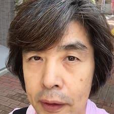 Daisuke的用戶個人資料
