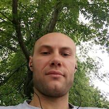 Aндрей felhasználói profilja