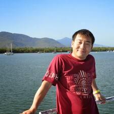 Профіль користувача Zheng