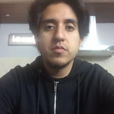 Perfil do utilizador de Alejandro
