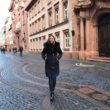Andreia Brukerprofil