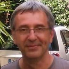Profil utilisateur de Antonio Javier