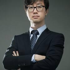 Användarprofil för Byung-Il