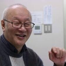Gebruikersprofiel Shinichi