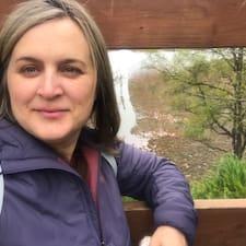 Kristi - Uživatelský profil