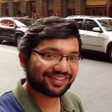 Användarprofil för Deepan