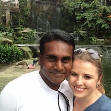 Perfil de usuario de Karolina & Vijay