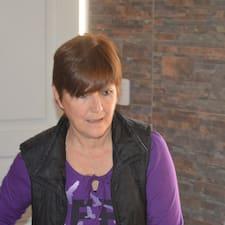 Liliana Ester felhasználói profilja