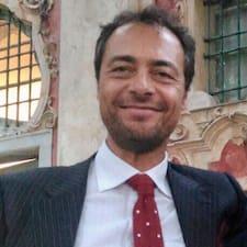 Henkilön Massimiliano Grasso käyttäjäprofiili