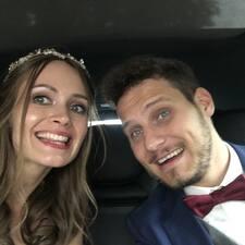 Profil utilisateur de Svenja&Jakub