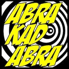 Abrakadabra的用戶個人資料