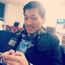 Profil utilisateur de Sung Soo