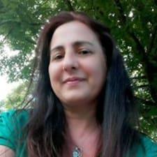 Maddalena felhasználói profilja