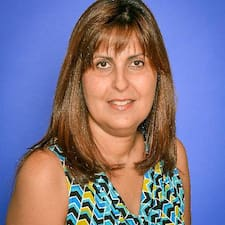 Gebruikersprofiel Fernanda
