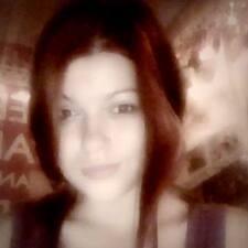 Marharyta felhasználói profilja