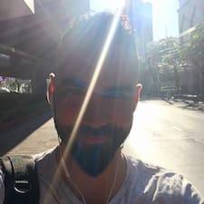 Profil Pengguna Rafaël