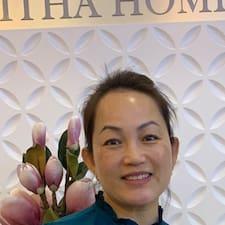 Mei Cui felhasználói profilja
