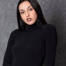 Mariem felhasználói profilja