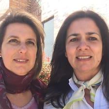 โพรไฟล์ผู้ใช้ Maria João E Cláudia