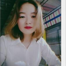 Användarprofil för 小玲
