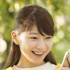 Gebruikersprofiel Yuki